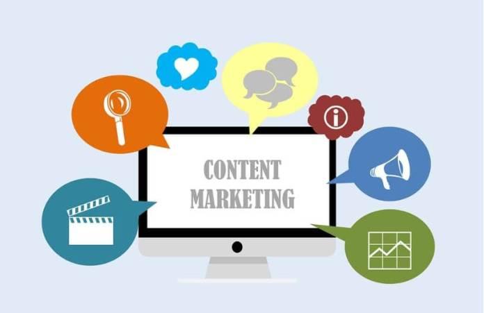 Perhatikan content marketing yang Anda buat