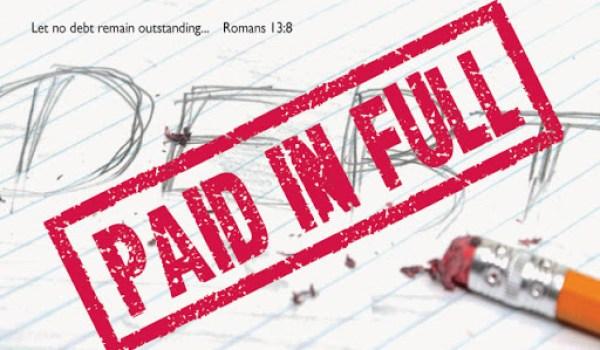Fokuslah untuk membayar utang Anda