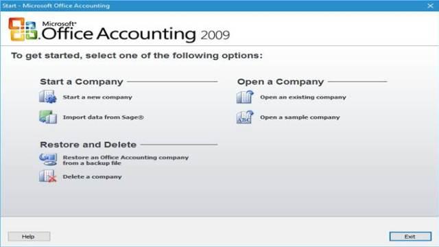 Software Akuntansi Terbaik - Microsoft Accounting