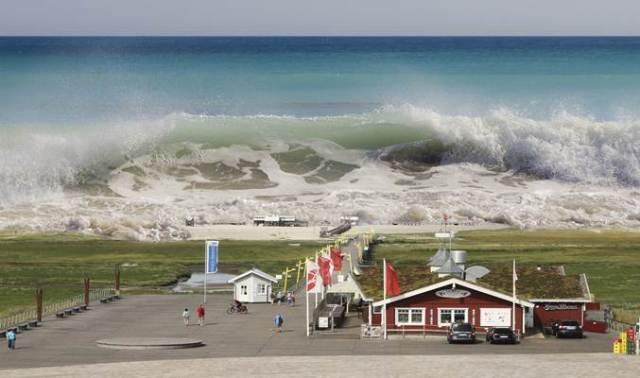 pos luar biasa-tsunami