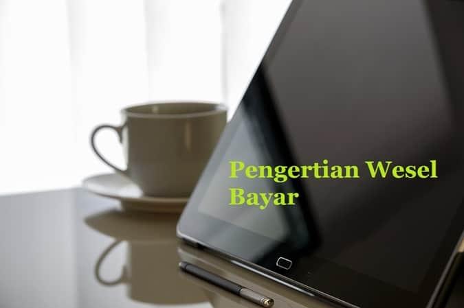 Pengertian Wesel Bayar, diskonto wesel & Jurnal Transaksinya