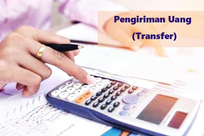 jasa pengiriman uang (transfer)