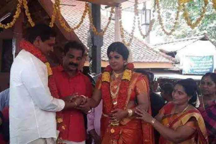 father gets girl married with another boy whose son cheated her in kerala