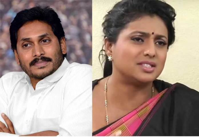Roja will be defeated in nagari, exit polls reveal