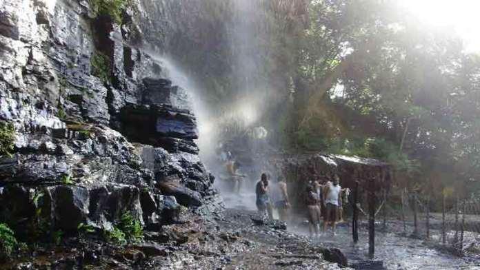 Visit Talakona water falls also when you visit tirupati