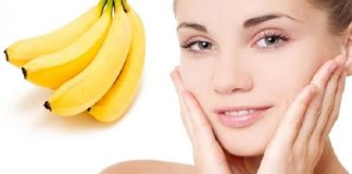 Banana skin care tips for use these careful tips and glowing skin