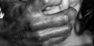 gram volunteer tried to molest a minor girl in tirupati