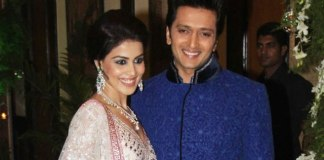 riteish deshmukh and genelia donated their organs shared their joy after doing it