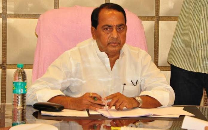 Minister Indra Karan Reddy