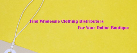 Wholesale Clothing Distributors For Your Online Boutique