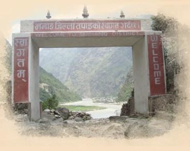 Manang Gateway