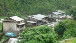 Dharapani Village