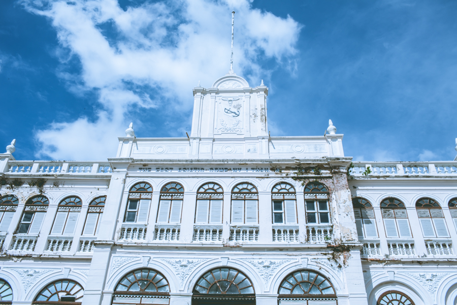 building of bangkoks heritage