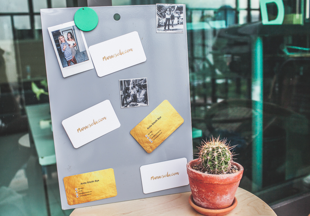personalized business card bangkok