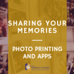 Sharing your Memories: Photo Printing and Apps