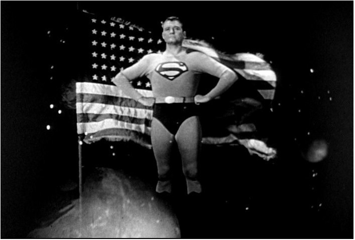 Image result for the adventures of superman
