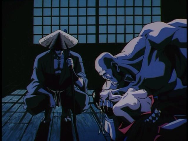 Ninja Scroll 1993 Review Mana Pop