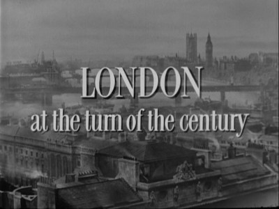 London Turn of the Century