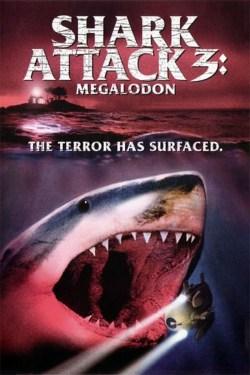 shark attack 3 poster