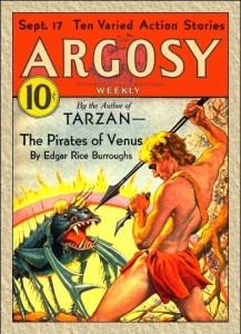 pirates of venus - argosy