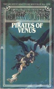 pirates of venus -pb