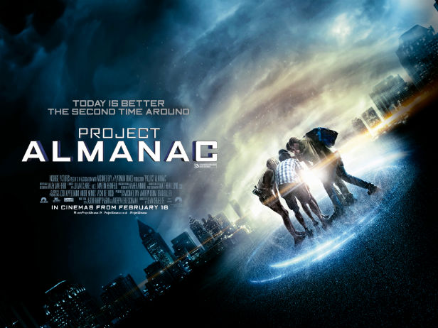 Image result for Project Almanac 2014