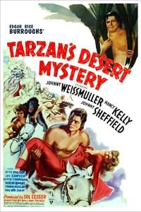 Tarzans Desert Mystery
