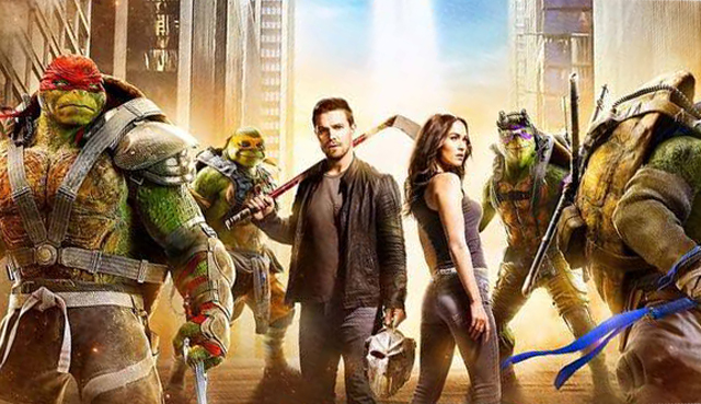 Teenage Mutant Ninja Turtles Out Of The Shadows 2016 Review