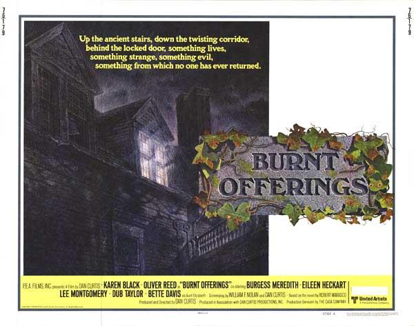 Burnt Offerings (1976) – Review | Mana Pop