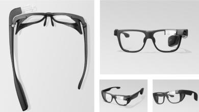 جوجل تعلن عن نظارات الواقع المعزز