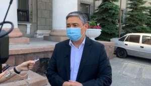 Вице-мэр Бишкека не бил соседа и будет судиться со СМИ