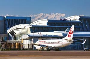 Авиарейсы Бишкек-Москва возобновляются с 21 сентября