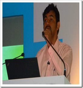 Reliving TechEd India 2012 with Vinod Kumar (4/4)