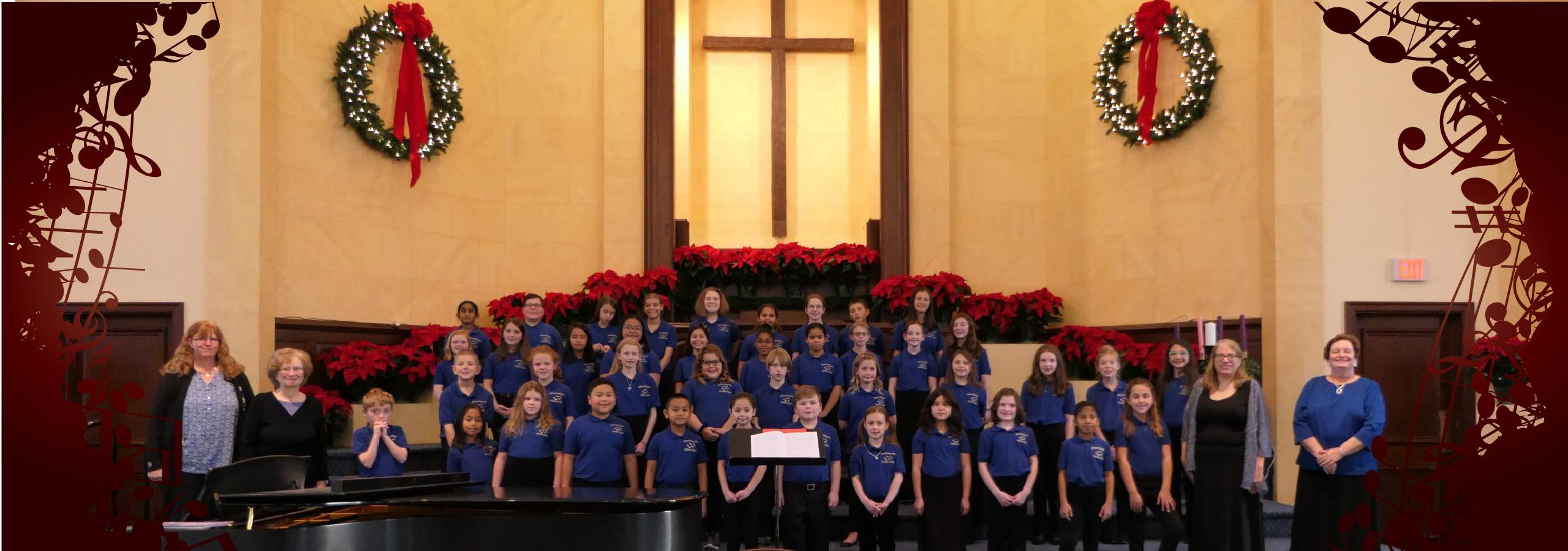 Greater Manassas Children's Choir - Winter 2019 Concert