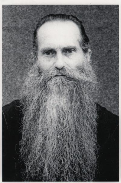 Pr. Arsenie Papacioc 1976