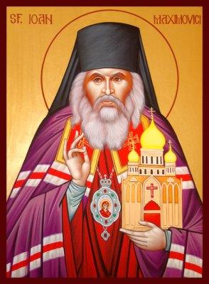 Sf. Ioan Maximovici