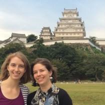 Himeji Castle with Annin