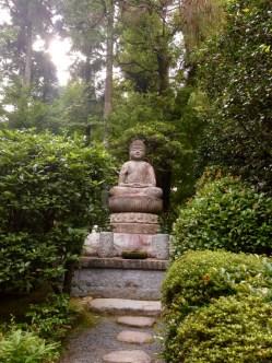 Wandering the gardens