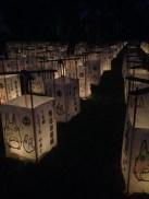Lanterns in Takanabe