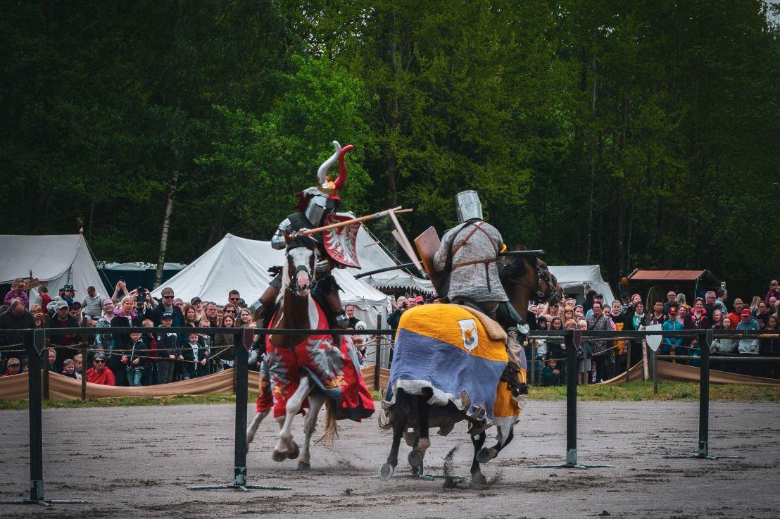 חדר בריחה: דו קרב אבירים
