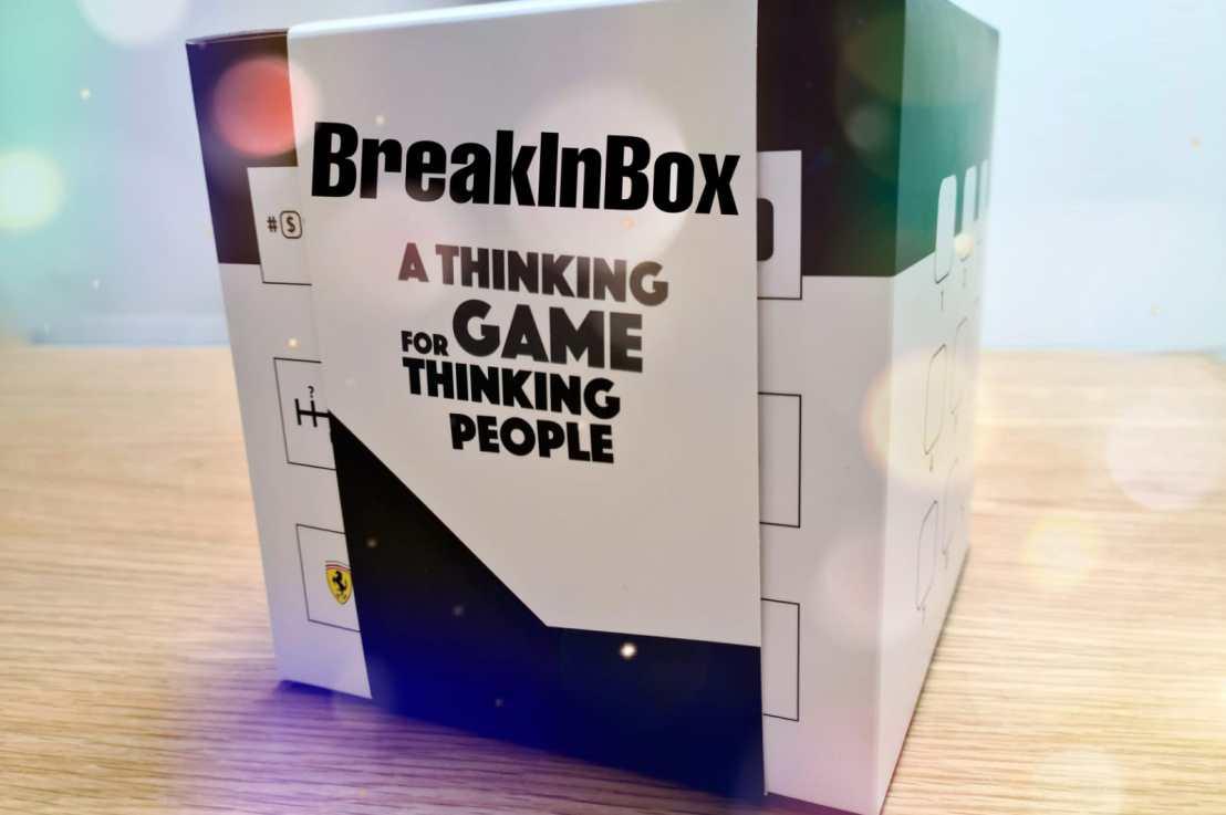 קופסת בריחה BreakInBox
