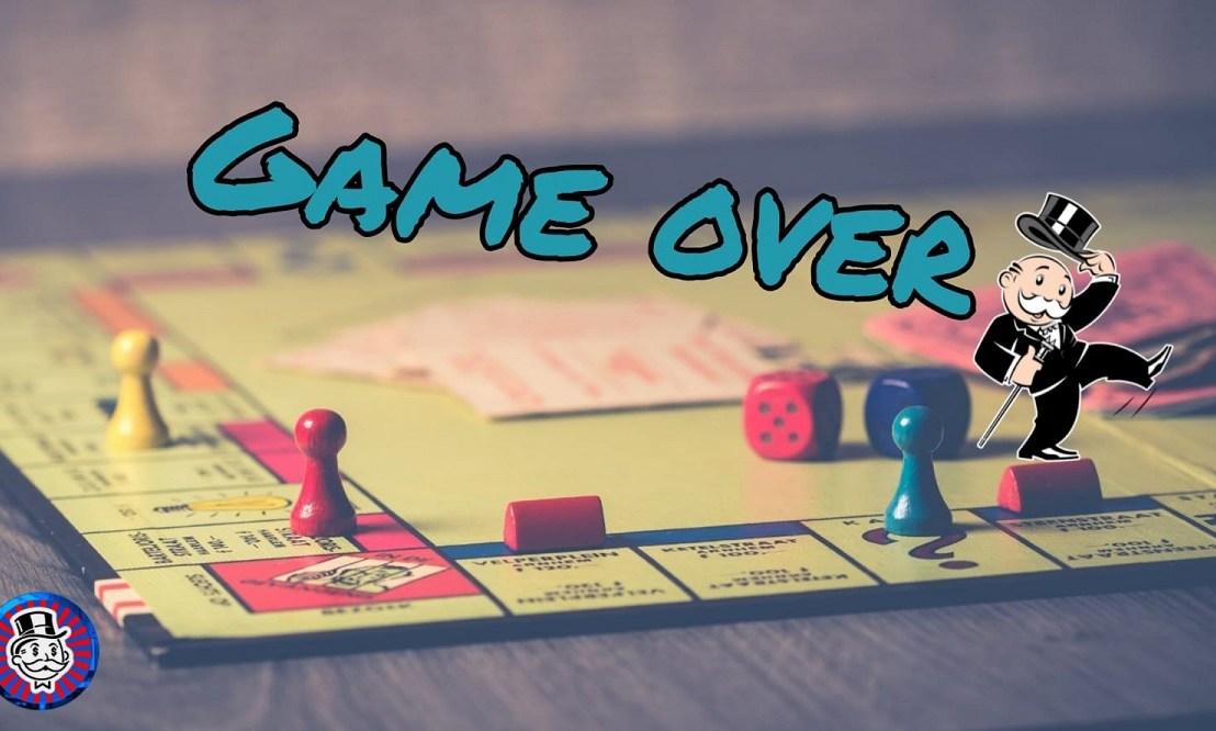 חדר בריחה Game over (גיים אובר)