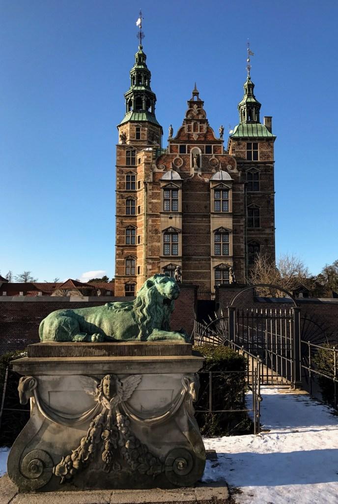 Copenhague - Rosenborg slot