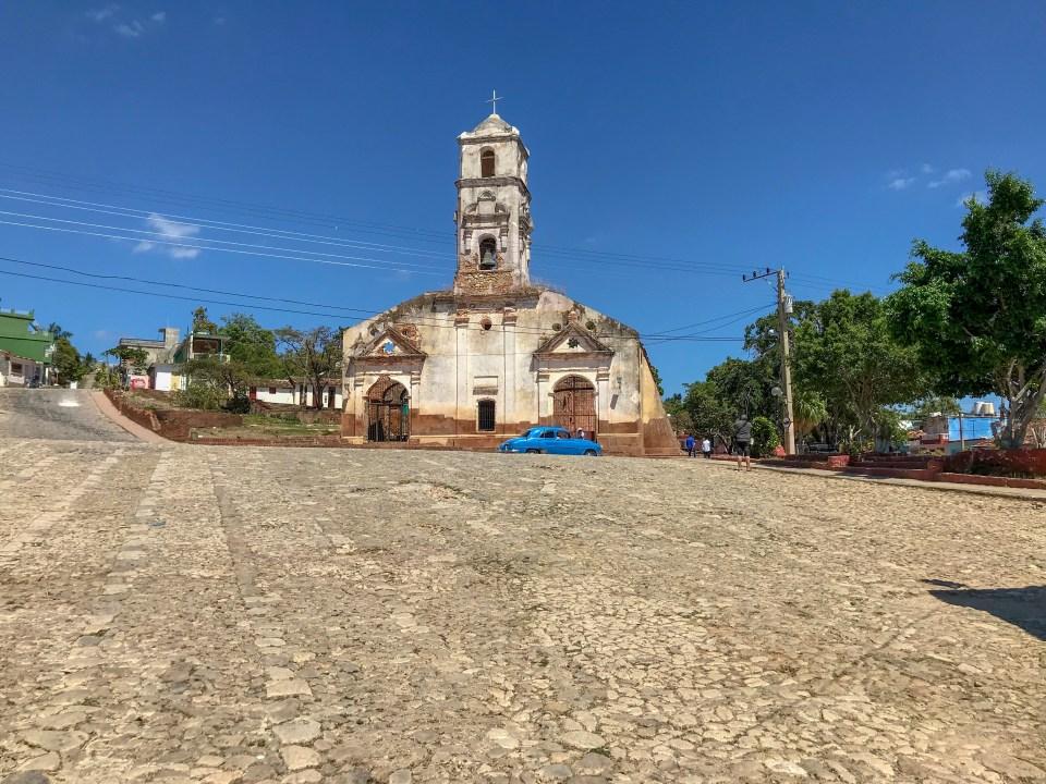 Trinidad - Santa Ana