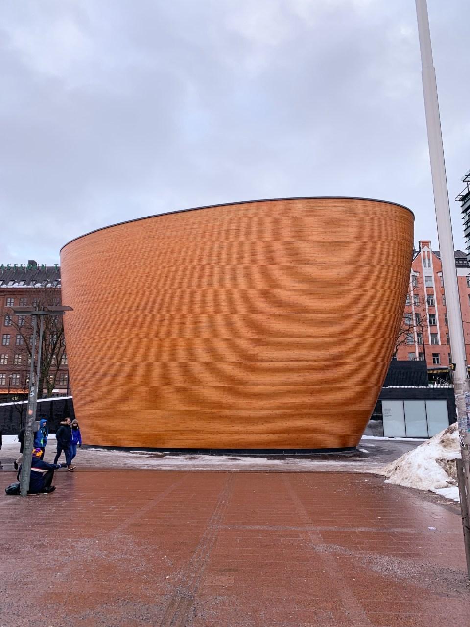 Helsinki - Kampin kappeli