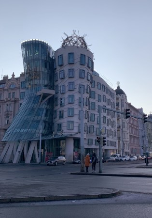 Prague - Dum Tančící