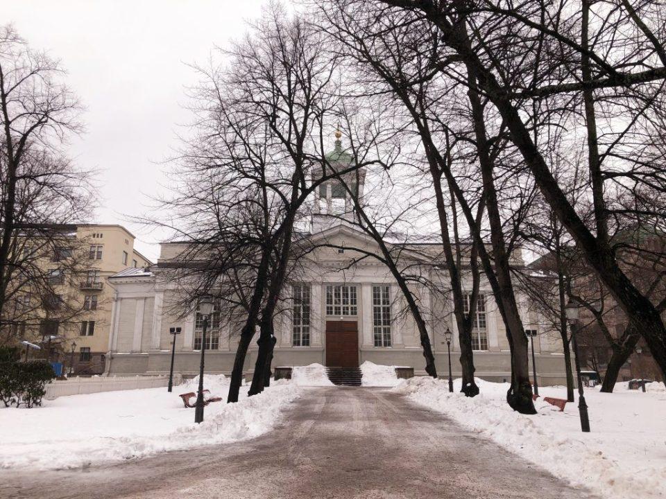 Helsinki - Vanha kirkkopuisto