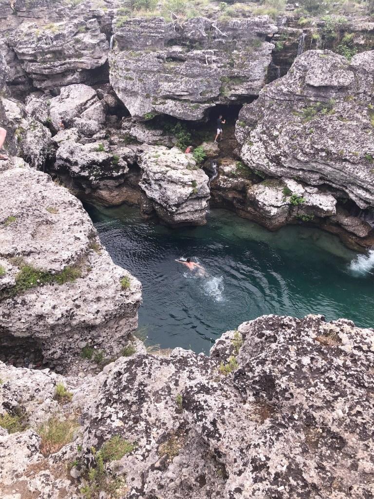 Podgorica - Niagara's falls