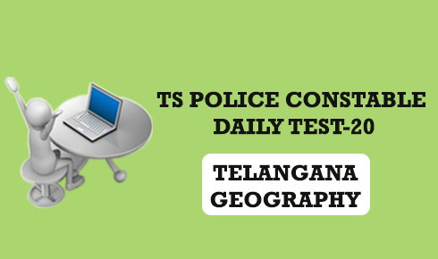 TS POLICE CONSTABLE DAILY TEST 20