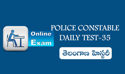 POLICE CONSTABLE DAILY TEST 35